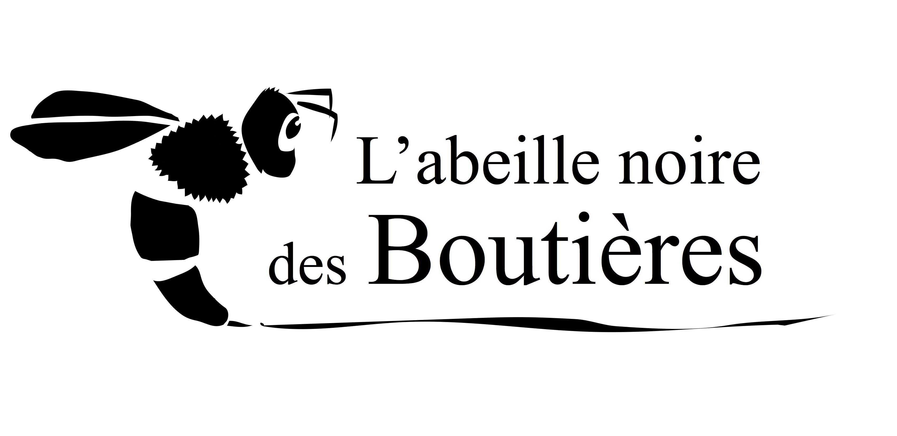 logo Conservatoire de l'abeille noire des Boutieres