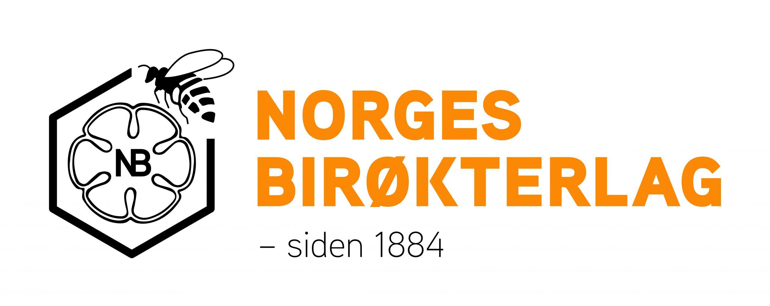 Norges birøkterlag_hovedfarge